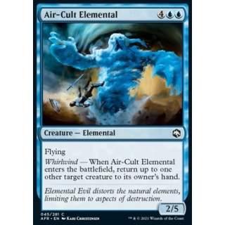 Air-Cult Elemental - FOIL