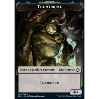 The Atropal Token (B 4/4) // Tomb of Annihilation