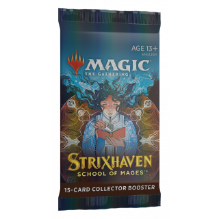 Strixhaven: School of Mages - Collector Booster