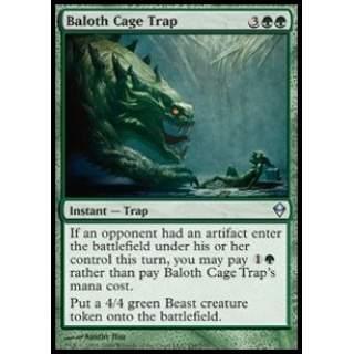 Baloth Cage Trap
