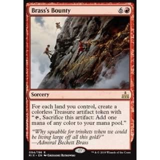 Brass's Bounty
