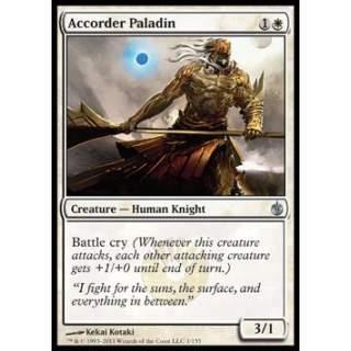 Accorder Paladin