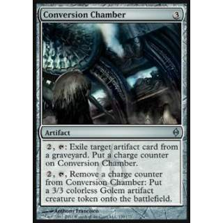 Conversion Chamber - FOIL