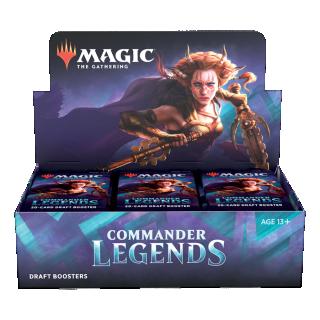 Commander Legends: Draft Booster Box