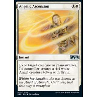 Angelic Ascension