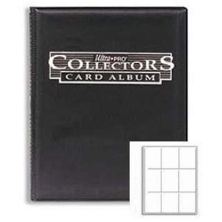 Album na karty - UP - 9-Pocket Black