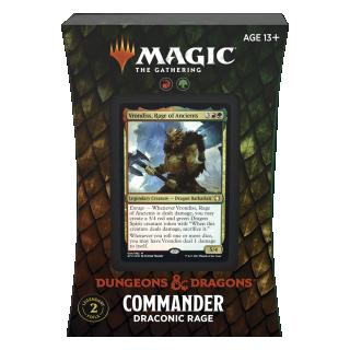 Commander 2021: Draconic Rage