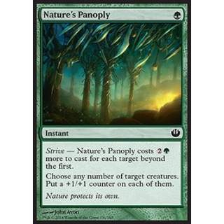 Nature's Panoply - FOIL