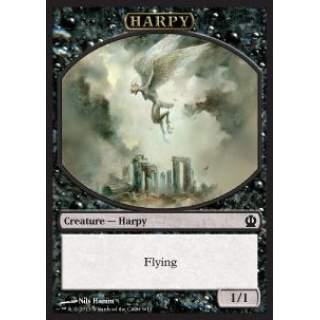 Harpy Token (Black 1/1)