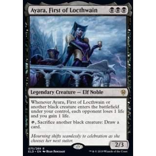Ayara, First of Locthwain
