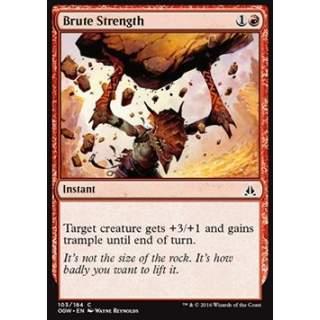 Brute Strength - FOIL