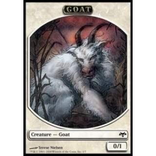 Goat Token (White 0/1)
