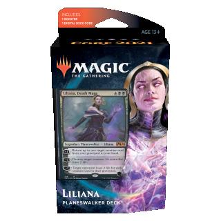 Core 2021: Planeswalker Deck - Liliana
