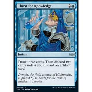 Thirst for Knowledge - FOIL