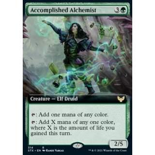 Accomplished Alchemist - PROMO FOIL