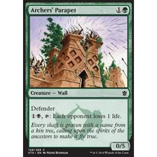 Archers' Parapet
