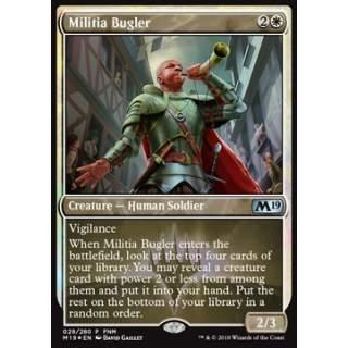 Militia Bugler - FOIL
