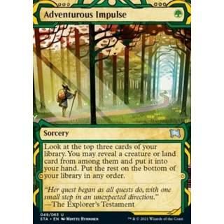 Adventurous Impulse (V.1)