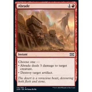 Abrade - FOIL