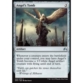 Angel's Tomb