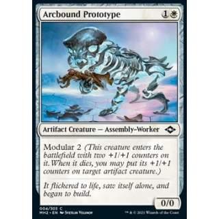Arcbound Prototype