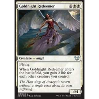 Goldnight Redeemer