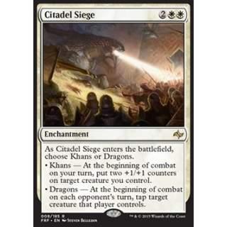 Citadel Siege - FOIL
