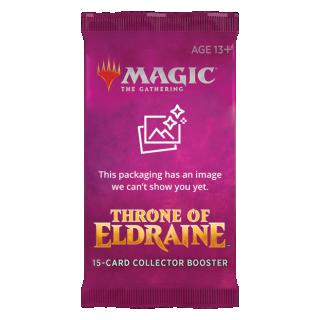Throne of Eldraine: Collector Booster