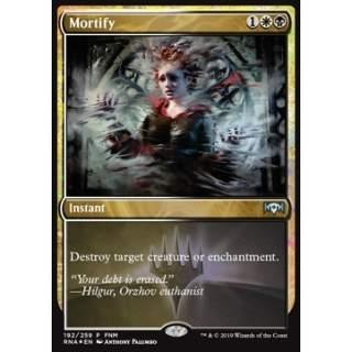Mortify - FOIL