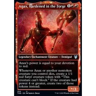 Anax, Hardened in the Forge - PROMO