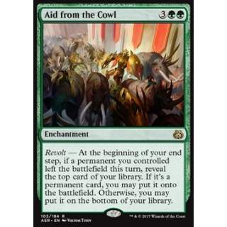Aid from the Cowl - FOIL
