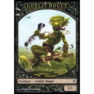 Goblin Rogue Token (Black 1/1)