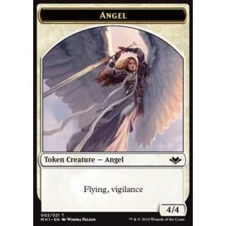 Angel Token (White 4/4 Vigilance) - FOIL