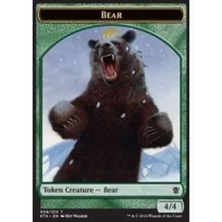 Bear Token (Green 4/4)