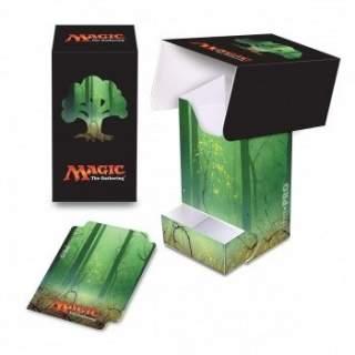 UP - Deck Box - Full-View - Mana 5 Forest