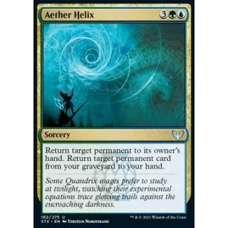 Aether Helix - FOIL