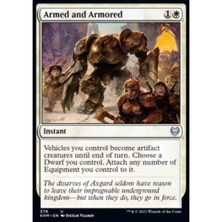 Armed and Armored - PROMO