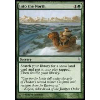 Into the North