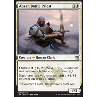 Abzan Battle Priest