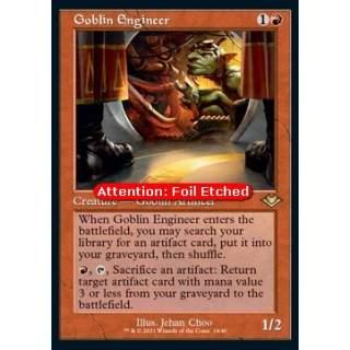 Goblin Engineer (V.2) - FOIL