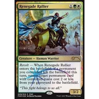 Renegade Rallier - FOIL
