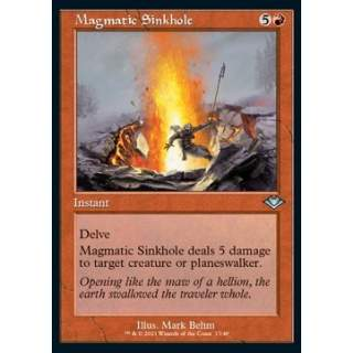 Magmatic Sinkhole (V.1) - FOIL