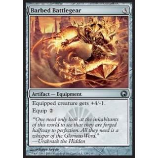 Barbed Battlegear