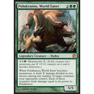 Polukranos, World Eater