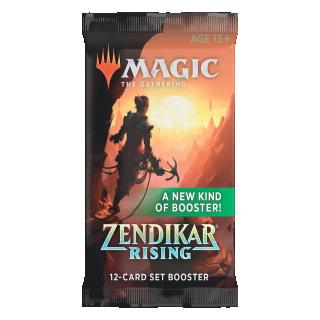 Zendikar Rising: Set Booster