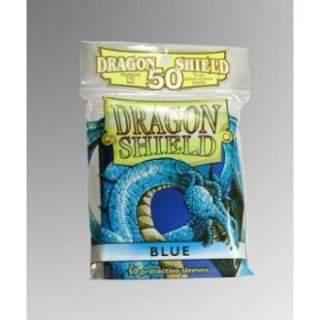 Koszulki Dragon Shield - 50 sztuk - Blue