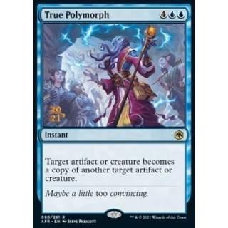 True Polymorph (V.1) - PROMO FOIL