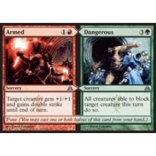 Armed // Dangerous - FOIL