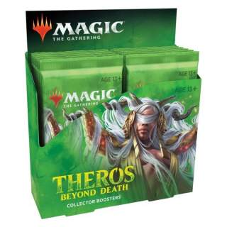 Theros Beyond Death: Collector Booster Box