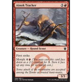 Ainok Tracker - FOIL